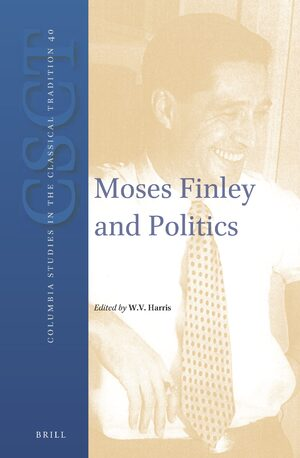 Cover Moses Finley and Politics
