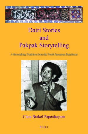 Cover Dairi Stories and Pakpak Storytelling