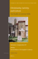 Cover Christianity, Latinity, and Culture