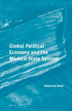 Cover Global Political Economy and the Modern State System