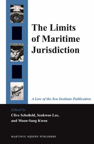 Cover The Limits of Maritime Jurisdiction