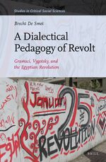 Cover A Dialectical Pedagogy of Revolt