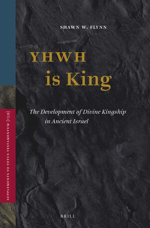 Cover YHWH is King