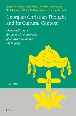 Cover Georgian Christian Thought and Its Cultural Context