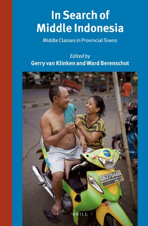 Cover In Search of Middle Indonesia
