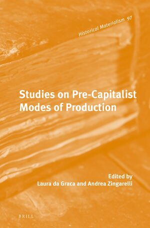 Cover Studies on Pre-Capitalist Modes of Production