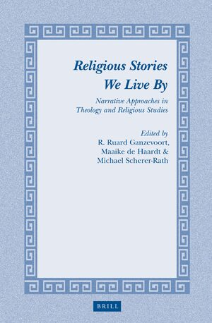 Cover Religious Stories We Live By