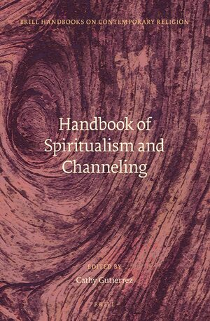 Cover Handbook of Spiritualism and Channeling
