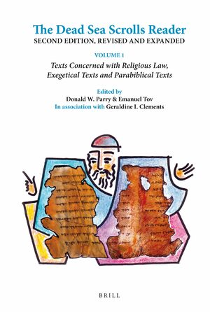 Cover The Dead Sea Scrolls Reader, Second Edition, Revised and Expanded