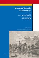 Cover Locations of Knowledge in Dutch Contexts