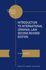 Cover Introduction to International Criminal Law, 2nd Revised Edition
