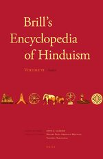Cover Brill's Encyclopedia of Hinduism. Volume Six