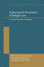 Cover Exploring the Boundaries of Refugee Law