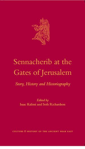 Sennacherib at the Gates of Jerusalem