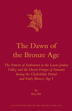 Cover The Dawn of the Bronze Age