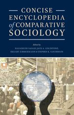Cover Concise Encyclopedia of Comparative Sociology