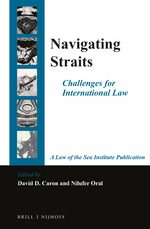 Cover Navigating Straits