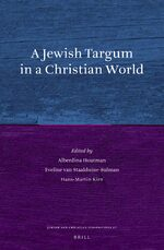 Cover A Jewish Targum in a Christian World