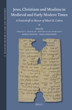 Cover Jews, Christians and Muslims in Medieval and Early Modern Times