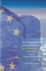 Cover EU Management of Global Emergencies