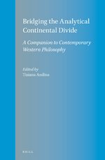 Cover Bridging the Analytical Continental Divide