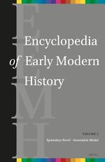 Encyclopedia of Early Modern History, volume 5