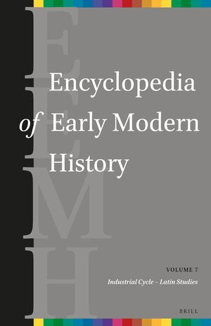 Encyclopedia of Early Modern History, volume 7