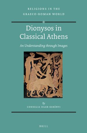 Cover Dionysos in Classical Athens