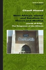 Cover West African <i>ʿulamāʾ</i> and Salafism in Mecca and Medina