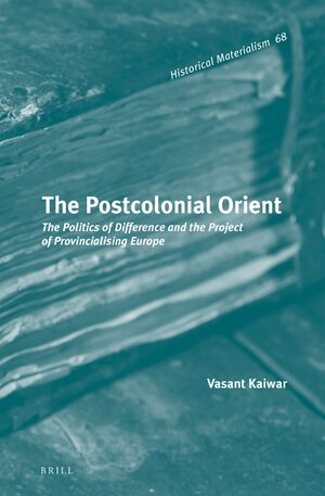 Cover The Postcolonial Orient