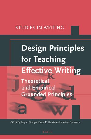 Cover Design Principles for Teaching Effective Writing