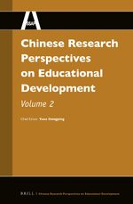 Cover Chinese Research Perspectives on Educational Development, Volume 1