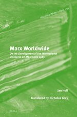 Cover Marx Worldwide