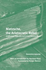 Cover Nietzsche, the Aristocratic Rebel