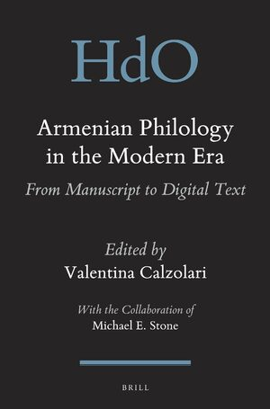 Cover Armenian Philology in the Modern Era