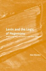 Cover Lenin and the Logic of Hegemony