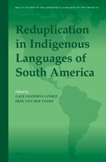 Cover Reduplication in Indigenous Languages of South America