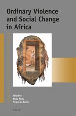 Cover Ordinary Violence and Social Change in Africa