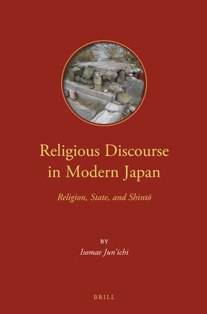 Cover Religious Discourse in Modern Japan