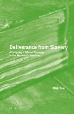 Cover Deliverance from Slavery