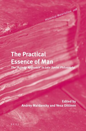 Cover The Practical Essence of Man