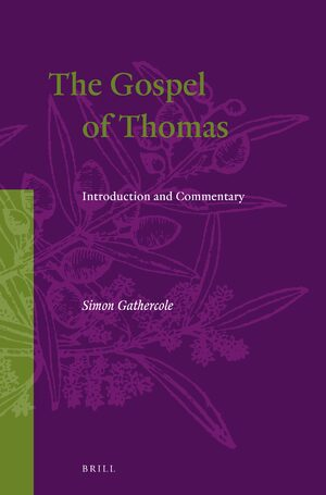Cover The Gospel of Thomas