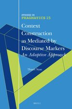 Cover Context Construction as Mediated by Discourse Markers