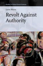 Cover Revolt Against Authority