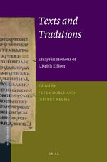 Cover Texts and Traditions