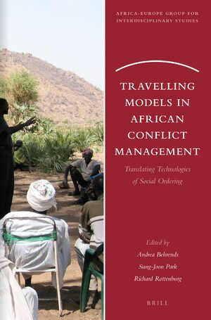 Cover Travelling Models in African Conflict Management