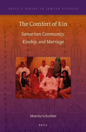 Cover The Comfort of Kin