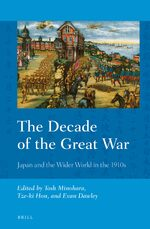 Cover The Decade of the Great War
