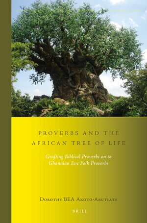 Cover Proverbs and the African Tree of Life