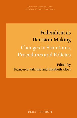 Cover Federalism as Decision-Making
